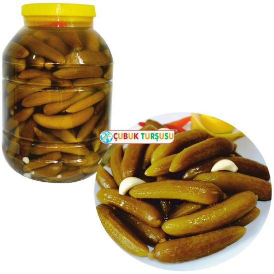 Çubuk -0- Salatalık Turşusu (5 lt)